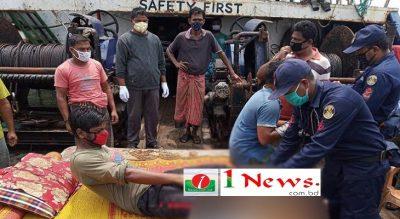 মিয়ানমার নৌবাহিনীর গুলিবর্ষণ, ৬ জেলে আহত