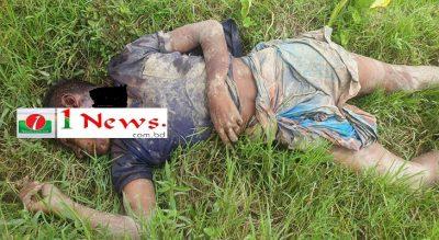শার্শা সীমান্তে বিএসএফের গুলিতে যুবক নিহত