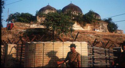 বাবরি মসজিদের রায় নিয়ে যা বললেন ভারতের সাবেক বিচারপতি