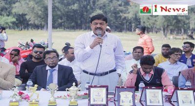 সিবিআইইউ'র আন্ত:বিভাগীয় ক্রিকেটের ফাইনালে মেয়র মুজিবুর রহমান