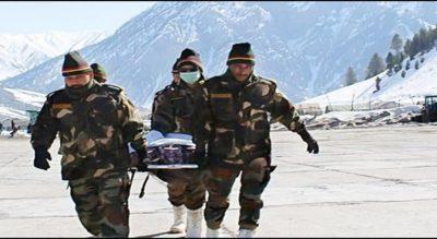 চীন-ভারত ভয়াবহ সংঘর্ষ, কর্নেলসহ ভারতীয় সেনাবাহিনীর ৩ সদস্য নিহত