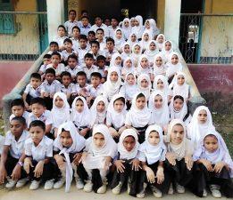 নাইক্ষ্যংছড়ি উপজেলার সদরের বিজিবি স্কুলের ১৪ শিক্ষার্থীর বৃত্তি লাভ