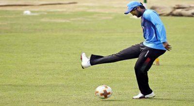 ক্রিকেট নয়, এখনো দেশের জনপ্রিয় খেলা ফুটবল : সাকিব